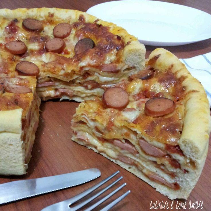 PizzaCake | cucinare è come amare