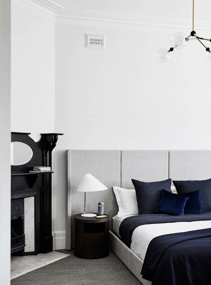 Bedroom | Elsternwick Home by Mim Design | est living