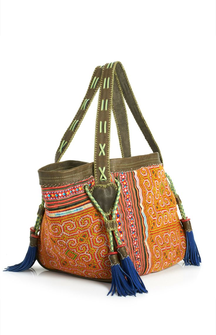 Bolsos Grandes - Basket Bag - World Family Ibiza