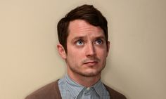Elijah Wood Interview- I love all of his answers. They are very adorable. But my favourite would be his favourite smell and favourite word ;) Even though he's all into the super creepy, there is definitely bits of Frodo left in him.