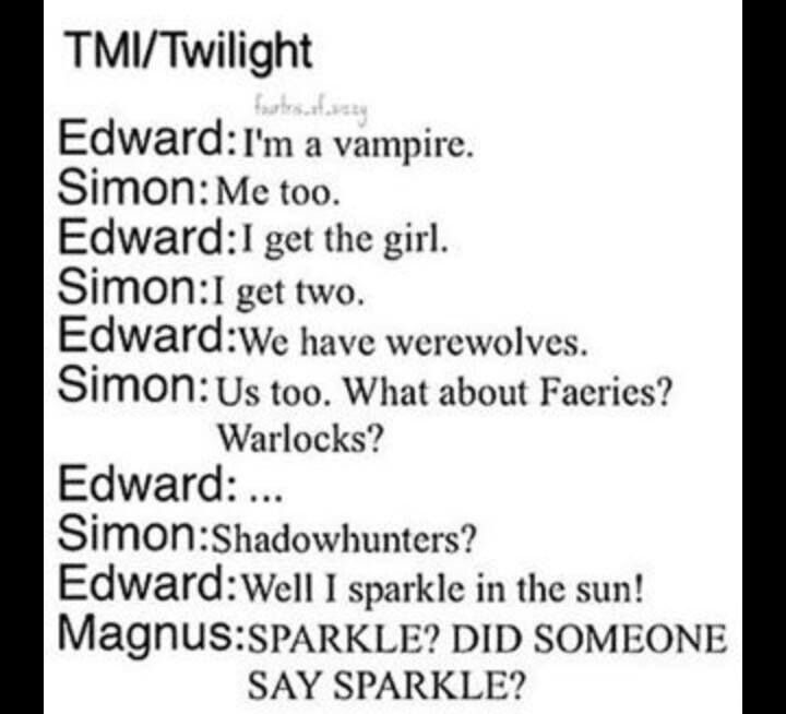hell yeah! take that Twilight! with all due respect to the Twihards... TMI/TID IS AMEZEBALLS!!!!