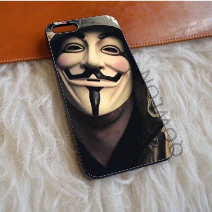 Anonymous Toulouse Nicky Romero iPhone 5 | 5S | SE Case