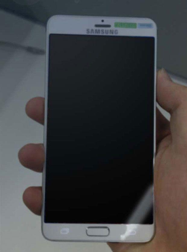 Samsung Galaxy S6′nın Prototip Fotoğrafı Sızdırıldı!