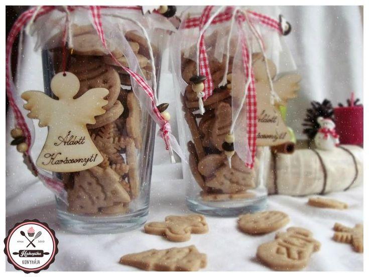 Fűszeres, illatos karácsonyi kekszek
