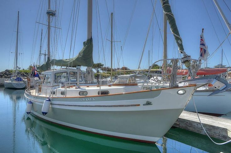 1969 Essex Yacht Builders Salar 40 Sail Boat For Sale - www.yachtworld.com