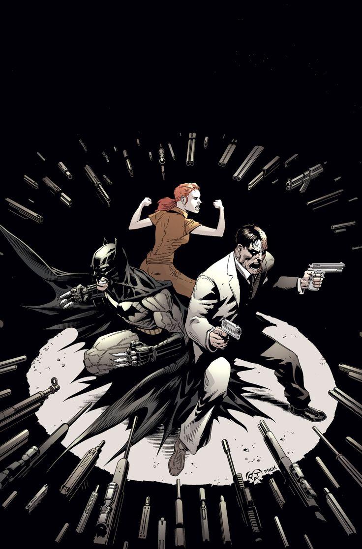 BATMAN AND TWO-FACE #28 | DC Comics