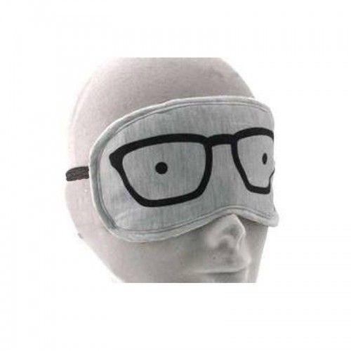 : Маска для сна Glasses, 19,5*8,5 см, Wow
