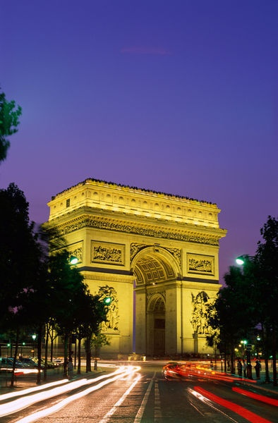 """Paris, France (Steve Vidler)"" Photography art prints and posters by Jon Arnold Images - ARTFLAKES.COM"