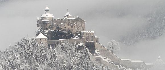 Castle Hohenwerfen | Talk to me about Austria