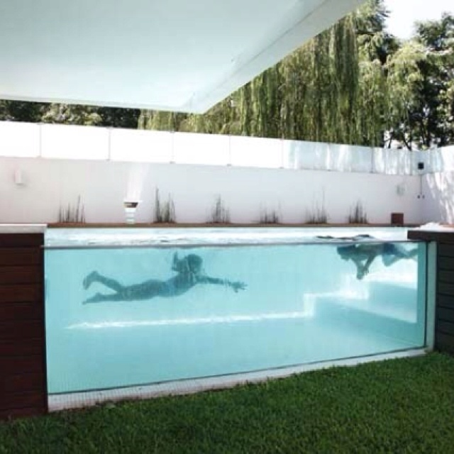 Home Swimming Pools Above Ground best 25+ modern aboveground swimming pools ideas on pinterest