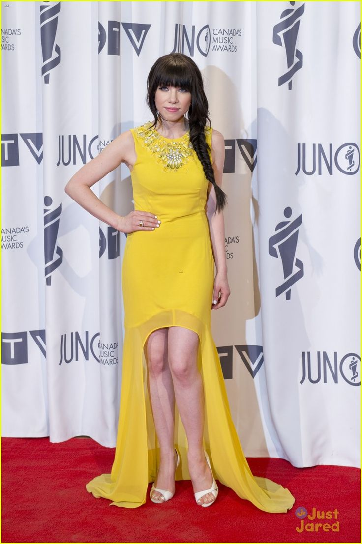 carly rae jepsen juno awards winner 03, Carly Rae Jespen arrives on the red carpet at the 2013 Juno Awards on Sunday (April 21) in Regina, Canada.    The 27-year-old musician won two major awards that…