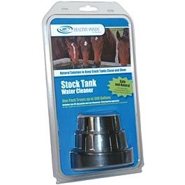 Stock Tank Water Cleaner, Natural Water Cleaner Kit, Stock Tank Purifier, 5-300 Gallon Stock Tank Cleaning Unit