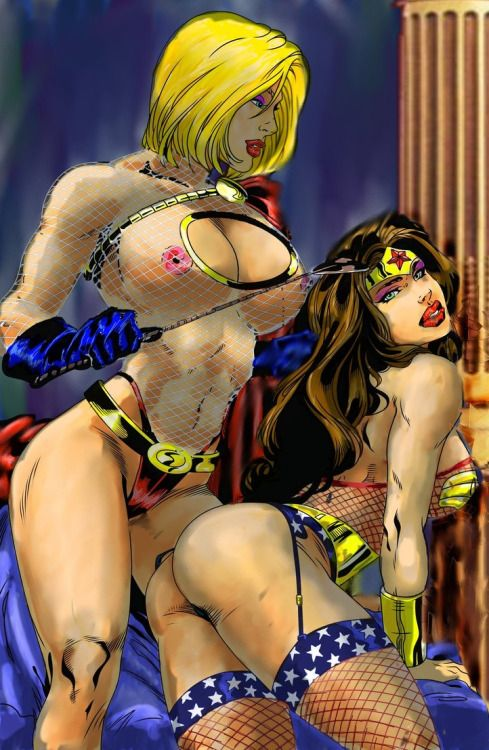 all dc universe girls naked