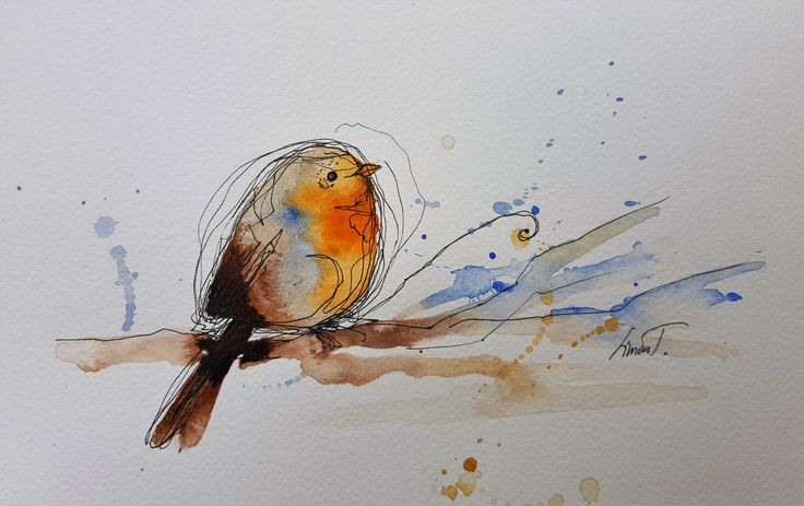 Les oiseaux by silaloba on Etsy