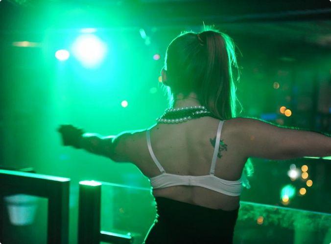 Green Gold Club Dancer #zagreb #stagdo