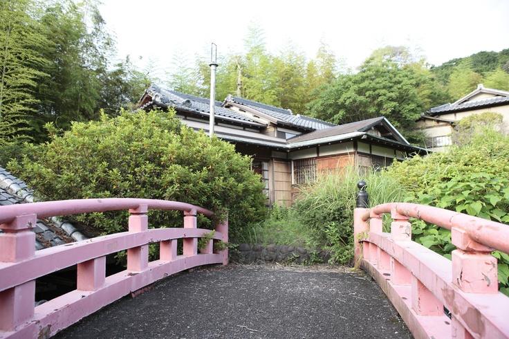 Nanzanso, Japan, Onsen, Ryokan