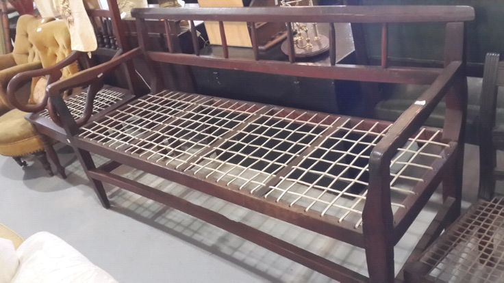 Stinkwood Riempie Bench | Hermanus & Caledon | Gumtree Classifieds South Africa | 205349156