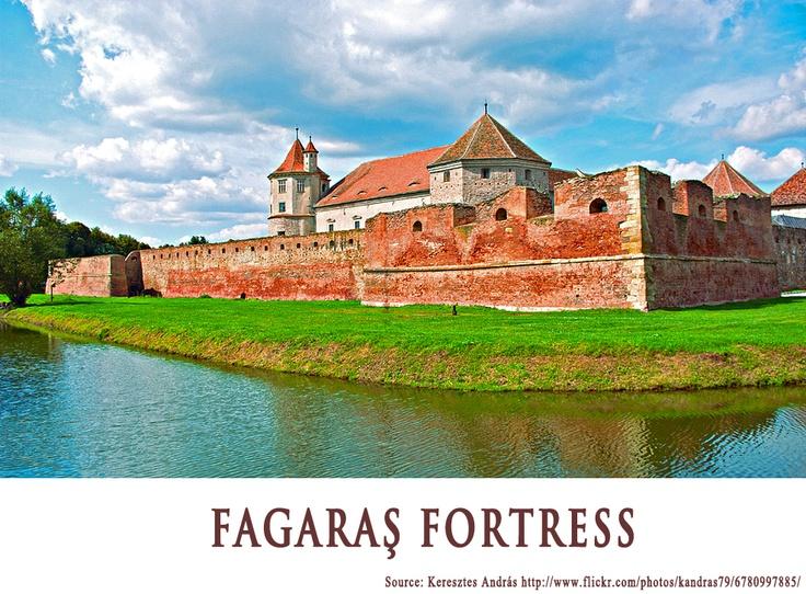 Fagaras Fortress  https://www.facebook.com/FromTransylvaniaWithLove