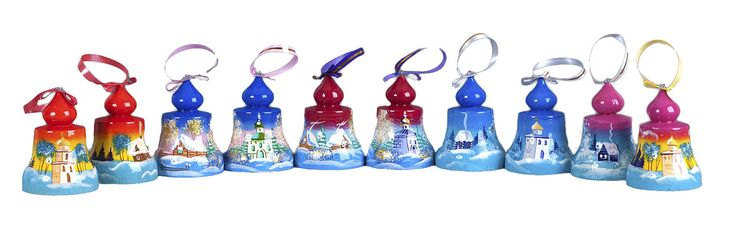 "Christmas Tree Ornament ""Bell"", 6$. Order here: http://catalog.obitel-minsk.com/tkl14090-arhitektura.html #FusedGlass #Handmade #White #Angel #Christmas #Tree #Ornament #HandmadeGift #GiftIdeas #CatalogOfGoodDeeds #Charity #orthodox #Gifts #presents #pendant #buygift #ChristmasGift #Cybermonday #HolidaySeason"
