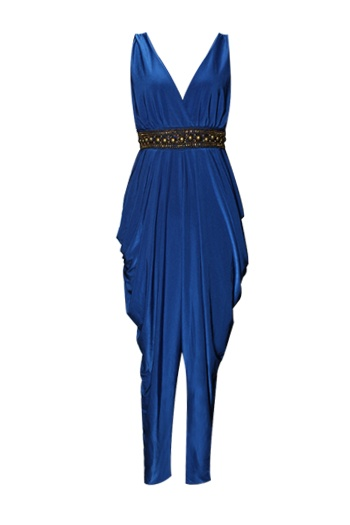 Cobalt jumpsuit: Fashion, Shops, Stars, Collection, Products, Jumpsuits