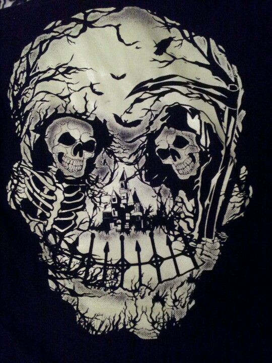 1280x1024 skull optical illusion - photo #18