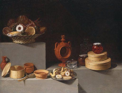 Juan van der Hamen, 1627, Colección Samuel H. Kress, Washington, EEUU