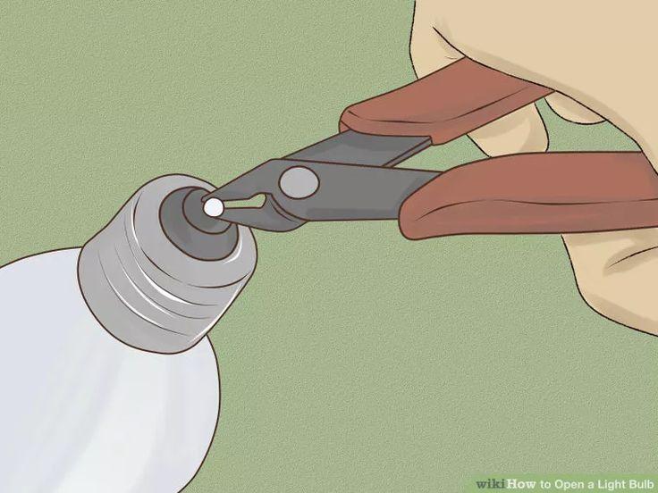 Image titled Open a Light Bulb Step 1