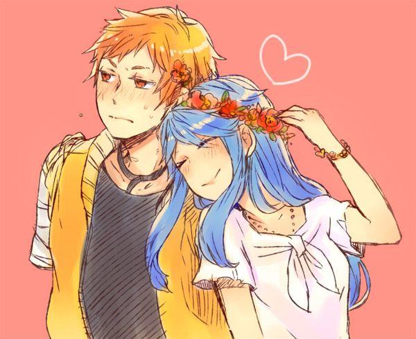 Tags: Anime, Fanart, Happy Tree Friends, Petunia (HTF), Handy