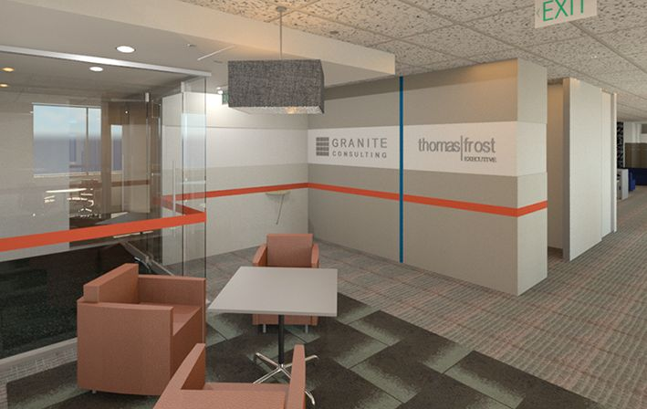 #Office Design_Granite Consulting & Thomas Frost_#Reception_render 2