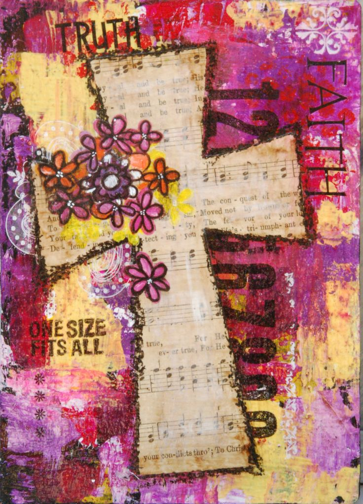 Journal Cover 2014, mixed media, by Heidi Schueller