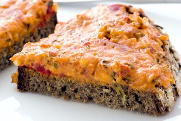 Letná zeleninová nátierka - Recept pre každého kuchára, množstvo receptov pre pečenie a varenie. Recepty pre chutný život. Slovenské jedlá a medzinárodná kuchyňa