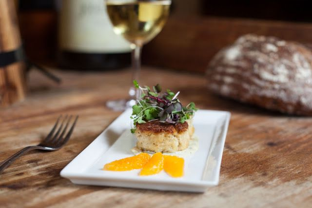 Kasey's Kitchen: Restaurant Recipe: Chef Taylor's Crab Cakes (Napa Valley Grille)