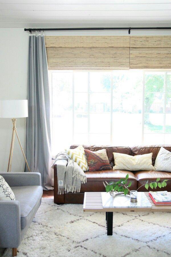 Best 25+ Dark leather couches ideas on Pinterest Leather couch - brown leather couch living room