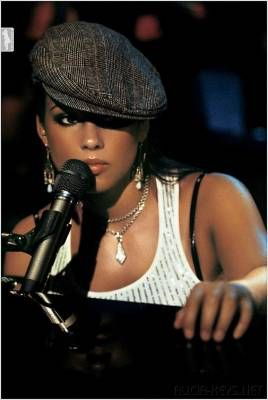 Alicia Keys..                                                                                                                                                      More