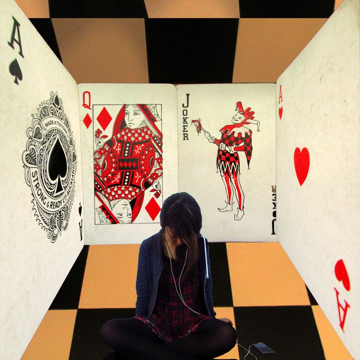 Maggie Taylor and Anna Gaskell Inspired #gigatowngis #aliceinwonderland #trippy #3Dphotography