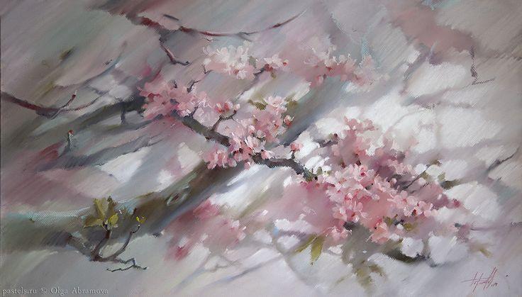 Abramova, Olga - Spring Blossoms, I