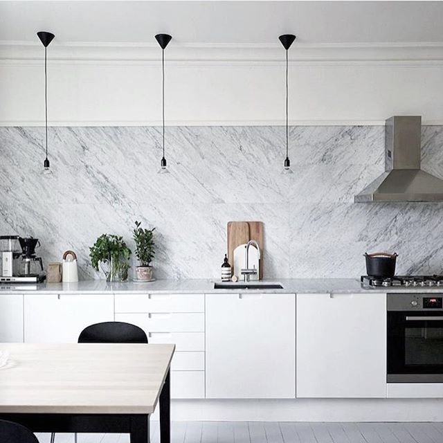 White, marble and a touch of black = kitchen perfection Don't forget our MEGA EASTER SALE starts tomorrow! See previous post for details. #blvkfox #eastersale #discount #sale #shopsmall #smallbusiness #home #homeinspo #homestyling #kitchen #kitcheninspo #whiteonwhite #marble #interiors #interiorgoals #interiorinspo #interiordesign #interiorstyling #homewares #homedecor #decorating #decor