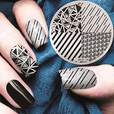 Add a special touch to your nail art with this stamps! Like the idea? Get it for $1.44