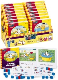 Reading Rods® Readers Phonics Foundation Sets |$99.95