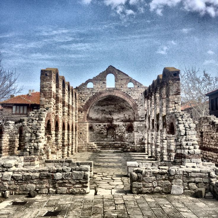 Nessebar Old city