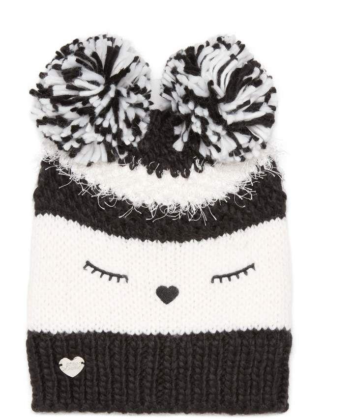 dda74ae6e8bbb3 Betsey Johnson BEAR NECESSITIES BEANIE. Soo cute. #AD, #Gift,Hats,  #winterwear | Winter wear | Cute outfits for kids, Winter hats, Winter wear