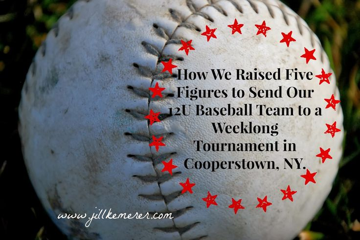 Fundraising Methods for Youth Sports Teams ~ Jill Kemerer