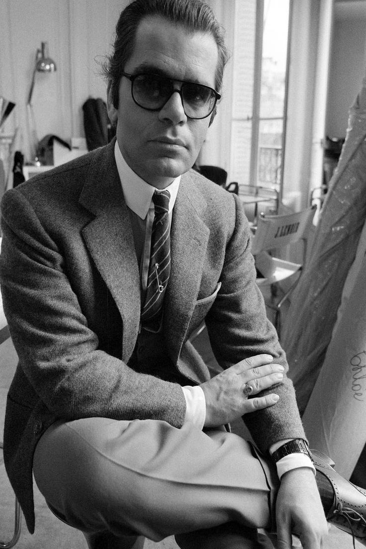 Karl Lagerfeld Trivia Every Fashionista Should Know Richard Magazine