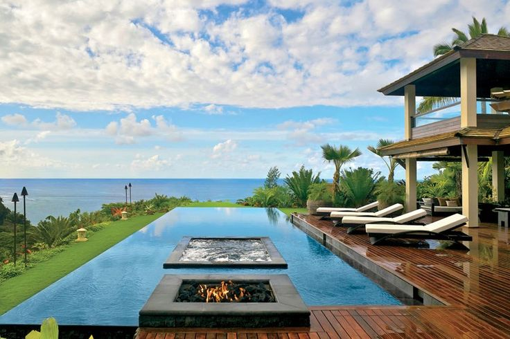 Homes for Sale Around the World : Architectural Digest  Kilauea, Hawaii