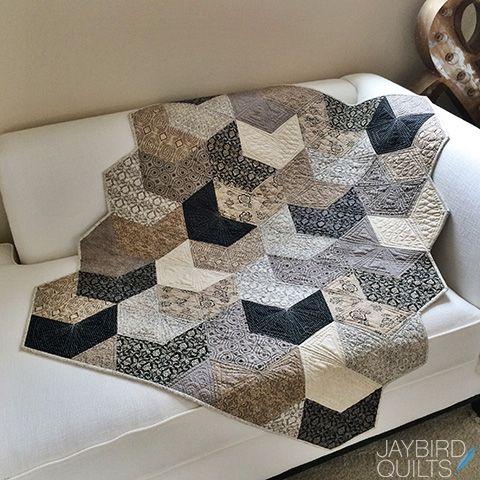 398 best Quilts - neutrals images on Pinterest Quilt block patterns, Quilt patterns and ...