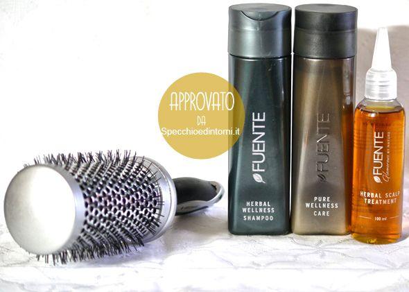 Provata per voi: la linea di prodotti per #capelli grassi Fuente