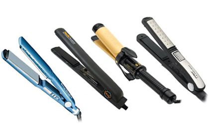 High-rated flat irons according to Total Beauty readers