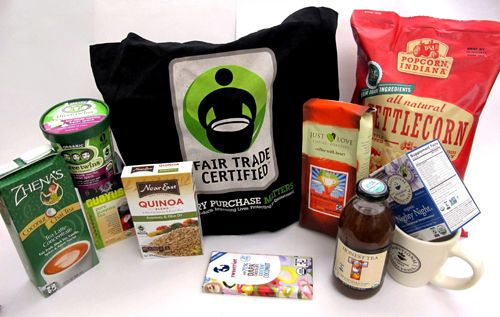 Whole Foods Fair Trade Certified
