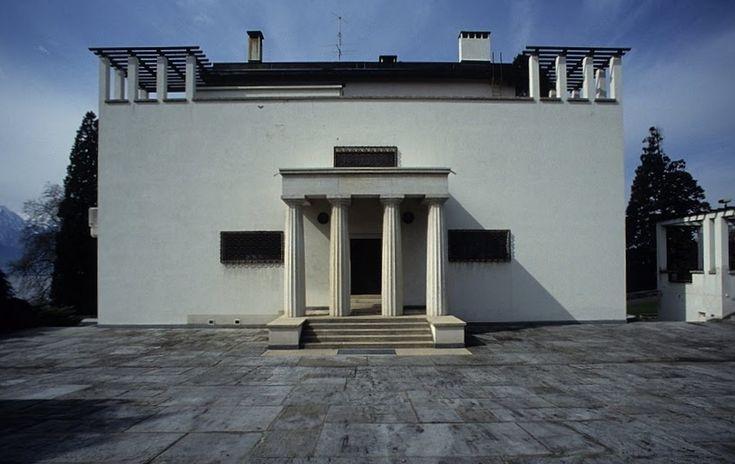 Adolf Loos, Villa Karma, Vevey Switzerland