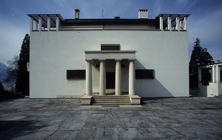Adolf Loos, Villa Karma, Vevey Switzerland